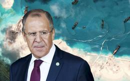 Biển Đông: Vì sao Ngoại trưởng Nga tuyên bố điều khiến người VN buồn?