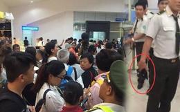 """Sự thật không bất ngờ sau lời tố cáo """"du khách TQ bị đánh, vòi tiền"""" ở sân bay Việt Nam"""
