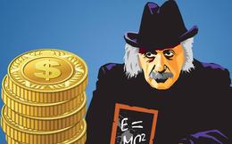Nếu Einstein, Newton còn sống đến bây giờ thì mức lương được hưởng sẽ là bao nhiêu?