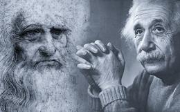 Bí mật những công trình còn dang dở của Da Vinci, Einstein