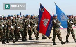 Campuchia sẽ đào tạo lính gìn giữ hòa bình cho Việt Nam