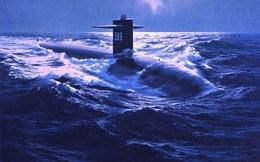Bốn vụ mất tích tàu ngầm kỳ quái nhất lịch sử quân sự