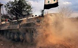 Syria: Quân đội chính phủ giải phóng 11 làng ở Hama-Homs [VIDEO]