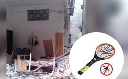 Chỉ vì 1 cái vợt muỗi, hai cụ già khiến nhà đổ sập, tính mạng nguy kịch