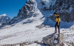 """7 lần chinh phục dãy Himalaya và chuyện """"không gì là không thể"""" của 8x Sài Thành"""