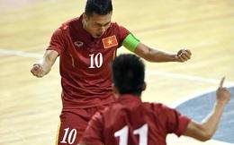 """CLIP: Người Argentina """"ngả mũ"""" trước siêu phẩm của cầu thủ Việt"""