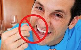 6 mẹo để loại bỏ thức ăn mắc vào kẽ răng