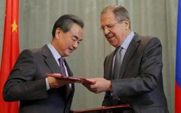 Biển Đông: Vì sao TQ vỗ tay hoan hỉ trước tuyên bố của Ngoại trưởng Nga?