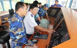 Nghiệm thu tàu vận tải đa năng lớn nhất của Cảnh sát biển VN