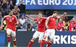 Romania 1-1 Thụy Sĩ: Hay cũng chỉ bằng may