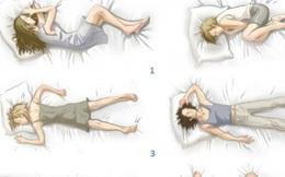"""Tư thế ngủ """"bóc trần"""" tính cách tốt xấu của bạn"""