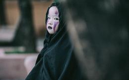 Cô bé Vô Diện phiên bản Việt dễ thương khiến dân mạng rần rần chia sẻ