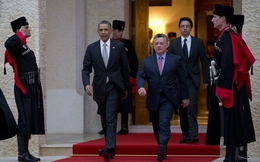 Bắt tay Jordan, Nga gây địa chấn Trung Đông