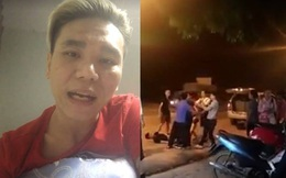 Ca sĩ Châu Việt Cường và lái xe bị đánh dữ dội ở Bắc Ninh