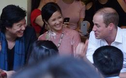Hoàng tử Anh William ngồi vỉa hè uống cà phê phố cổ Hà Nội với Hồng Nhung, Thanh Bùi, Xuân Bắc