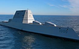 Nga chạnh lòng trước siêu hạm Zumwalt của Mỹ
