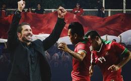 """Diego Simeone nói toẹt cách Indonesia """"bóp chết"""" Việt Nam"""