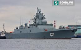 Tàu chiến Nga vừa ra lò đã lỗi thời?