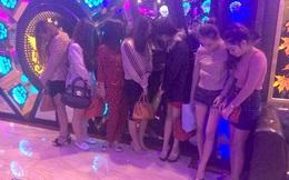 Đột phập quán karaoke lúc rạng sáng, phát hiện 7 thiếu nữ phê ma tuý