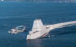USS Zumwalt: Star Trek trên biển và cái bẫy công nghệ rình rập Mỹ