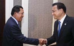 TQ ca ngợi lập trường của Campuchia về biển Đông, hứa viện trợ 600 triệu USD