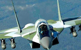 IS tuyên bố bắn hạ máy bay chiến đấu của quân chính phủ Syria