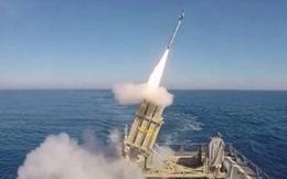 Hệ thống phòng thủ Vòm Sắt Israel bắn hạ tên lửa phóng từ Syria