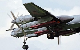 Nga đưa máy bay trang bị tên lửa uy lực tấn công nhóm khủng bố tại Syria