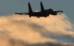 """Lầu Năm Góc: Su-27 Nga """"tiếp cận nguy hiểm"""" máy bay trinh sát Mỹ"""