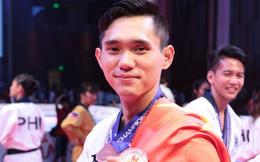 """Liêu xiêu trước chàng """"Mr Perfect"""" của làng teakwondo Việt Nam"""