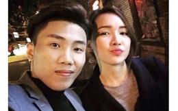 Rapper Mr.T bất ngờ nói lời yêu với Miss Teen 2011 trên Instagram