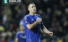 Uẩn khúc sau vụ Terry bỗng nhiên nằng nặc đòi rời Chelsea