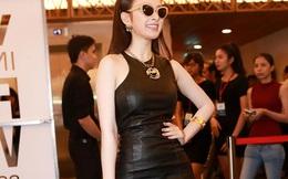 Angela Phương Trinh diện đồ nửa tỷ đi xem thời trang