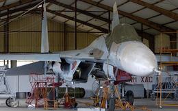 Su-27SK số hiệu 6005 sẽ trở lại bầu trời vào cuối năm nay?