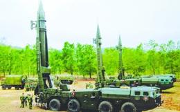 Xem tên lửa đạn đạo Việt Nam triển khai chiến đấu