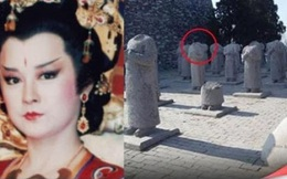 Bí mật rợn người trong hầm mộ của Võ Tắc Thiên