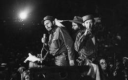 [CHÙM ẢNH] Các lãnh đạo thế giới tôn vinh lãnh tụ Cuba Fidel Castro
