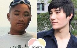 """Mỹ nam Thái Lan công khai loạt ảnh """"đập mặt đi xây lại"""" của mình"""