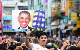Hình ảnh thân thiện ít biết của người Sài Gòn khi đón TT Obama