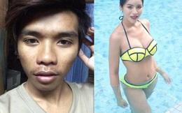 """4 người quyết """"lột xác"""" xinh đẹp bất ngờ vì bị phụ tình"""