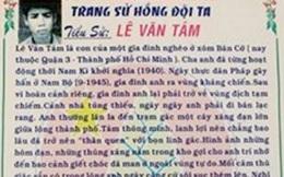 Sốc: Công trình măng non lấy ảnh tên sát nhân, hiếp dâm minh họa anh hùng Lê Văn Tám