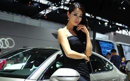Mảng tối đằng sau sự hào nhoáng của nghề người mẫu ô tô