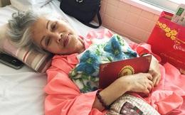 'Sầu nữ' Út Bạch Lan nhập viện khẩn