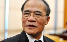 87,25% số phiếu đồng ý miễn nhiệm Chủ tịch QH Nguyễn Sinh Hùng