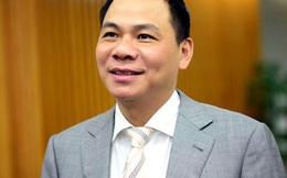 Cổ phiếu Vingroup lên mức cao nhất từ khi niêm yết, giá trị cổ phiếu của ông Phạm Nhật Vượng vượt 1,3 tỷ USD