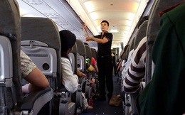 """Có những chỗ """"hào nhoáng"""" trên máy bay thực ra còn bẩn hơn cả toilet!"""