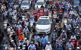 Năm 2025, Hà Nội sẽ cấm xe máy?