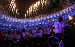Ấm lòng lễ bế mạc Paralympic Rio 2016