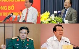 Ông Hoàng Trung Hải, Đinh La Thăng chính thức rời Chính phủ