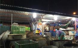 Chợ bí ẩn nhất Hà Nội: Bán gà không kêu, mổ cá không tanh